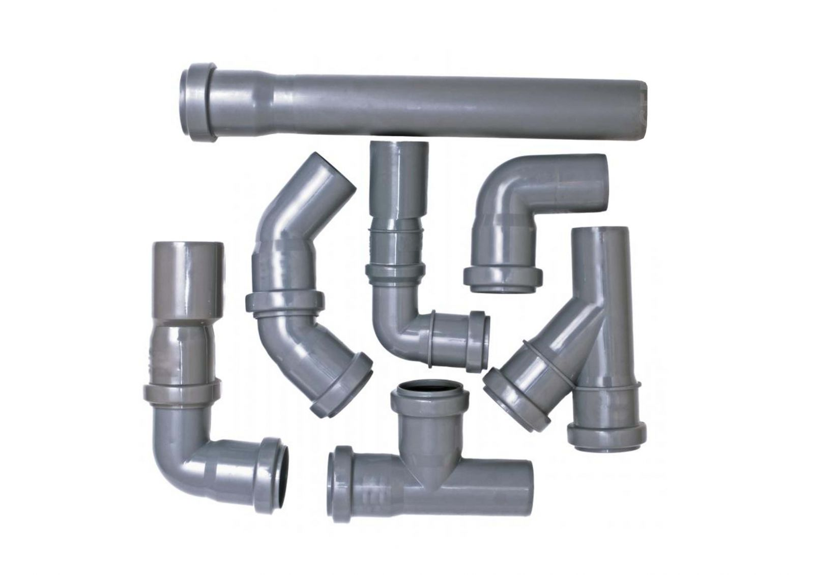 Plumbing pipes and fittings for Plastic plumbing pipe types